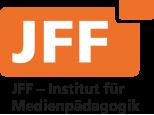 Logo: JFF – Institut für Medienpädagogik